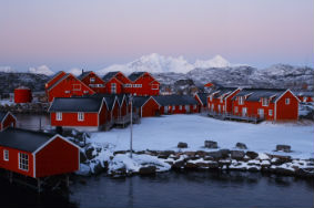 Norweigan Houses Norway