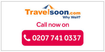 TravelSoon.com - Call to book!