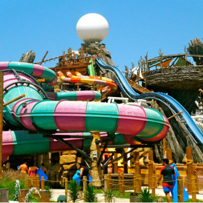 Yas Waterworld - UAE